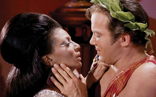image of 50 years after Star Trek's 'kiss', how have attitudes towards interethnic marriage changed?
