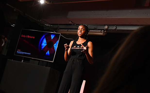 image of TEDxBrunel explores the future of us