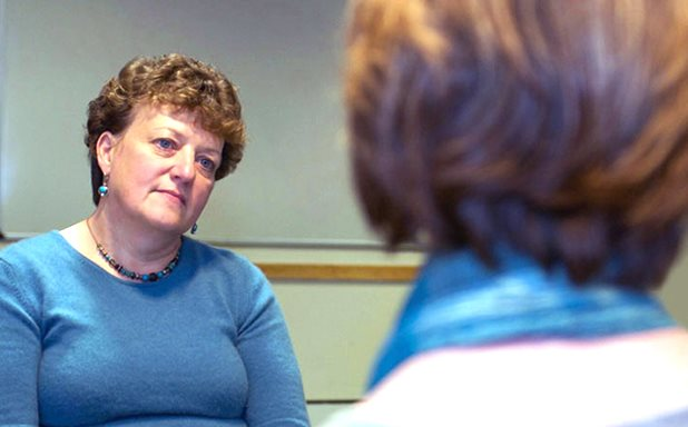 image of Talking therapy to help cancer survivors cope