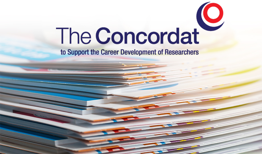 image of Brunel backs relaunched Researcher Development Concordat