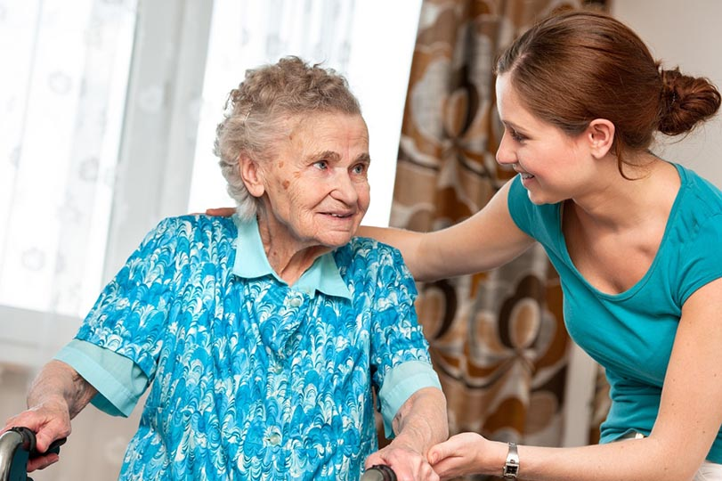 Elderly safer with mobility aids fitted to standard guidelines ...