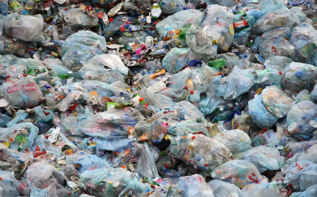 image of Plastic packaging waste recycling efforts stifled by regulatory and technological 'lock-in'