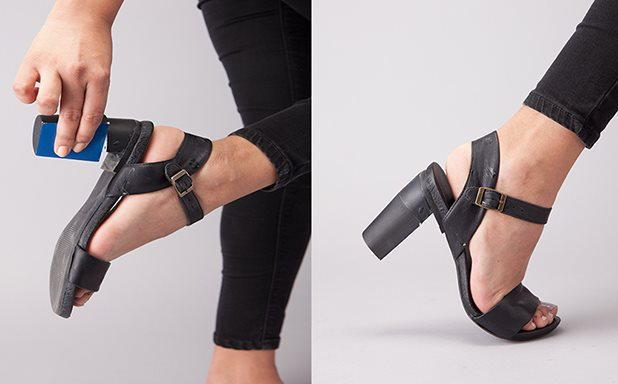 image of Adaptable heels
