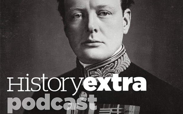 image of Churchill's Navy: BBC History Extra podcast with Matthew Seligmann