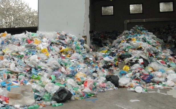 image of 'Hard-to-recycle' plastics programme backed by UKRI