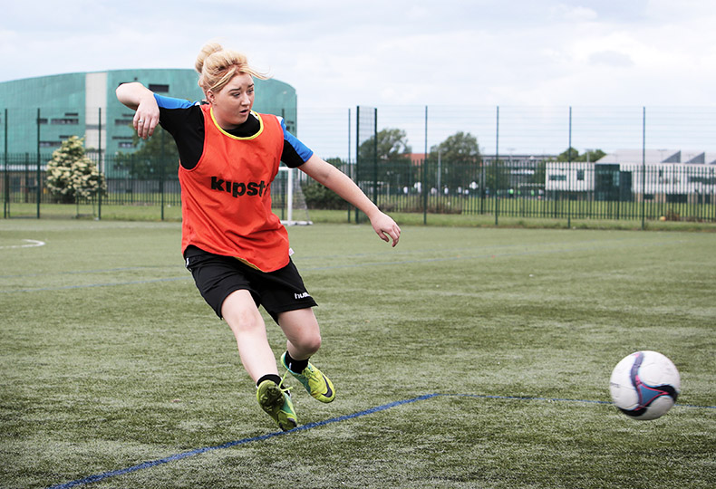 Football And Dance Help Deprived Young People Get Jobs Brunel