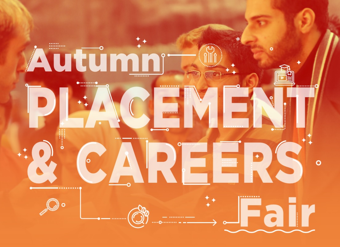 image of Autumn Placement, Careers & Part-time Work Fair