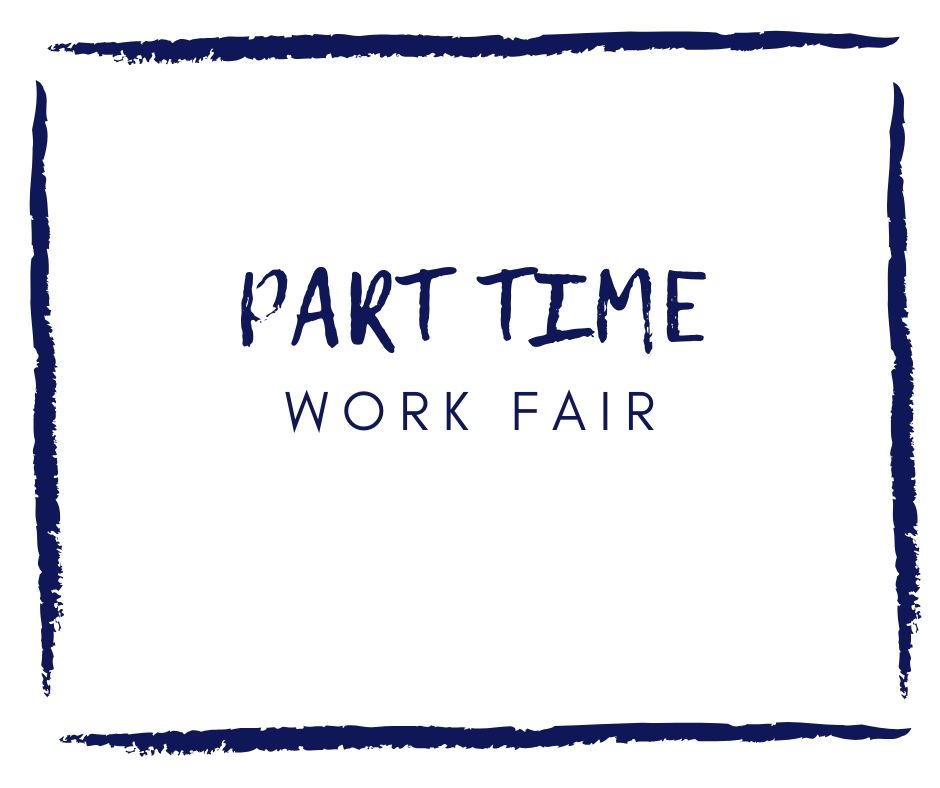 image of Part-time Work Fair