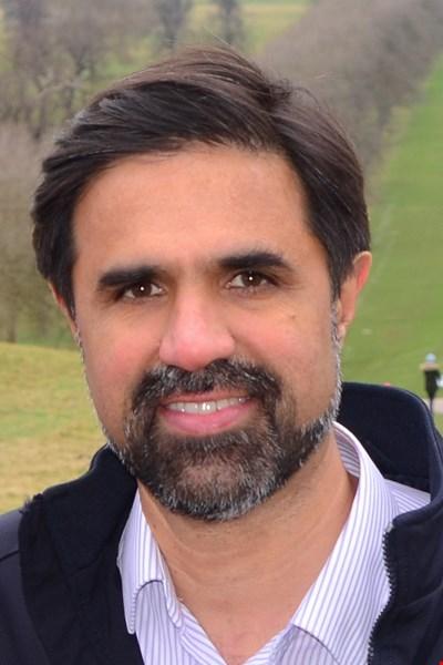 Professor Afshin Mansouri
