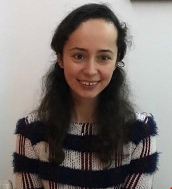 Dr Cristina Sisu
