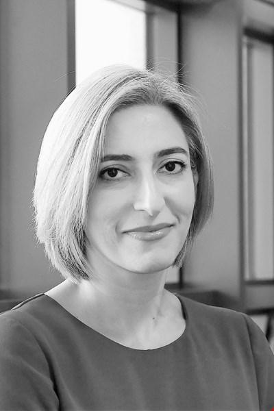 Ms Dani Saghafi