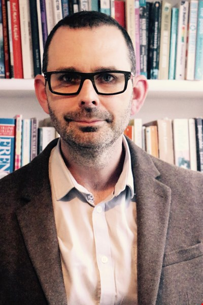 Dr Jago Morrison