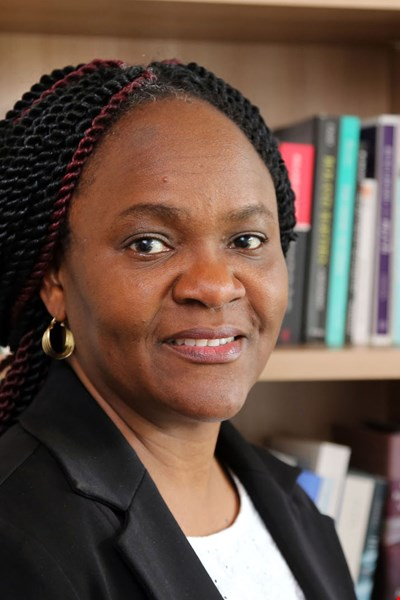 Dr Olayinka Uadiale