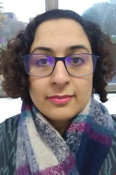 Dr Raha Pazoki