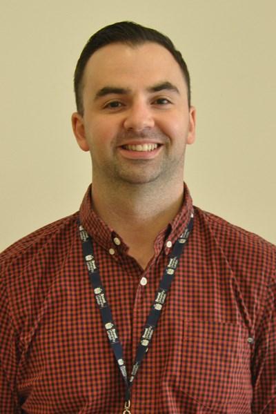 Dr Ronan McCarthy