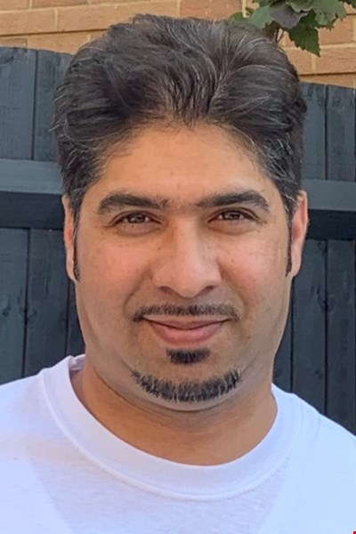 Mr Sulaiman Haqpana