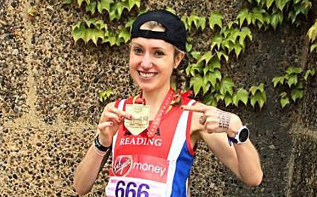 image of Physio Alumna smashes the London Marathon 2017
