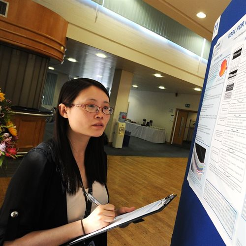 Research Student Conference and  excellence in research