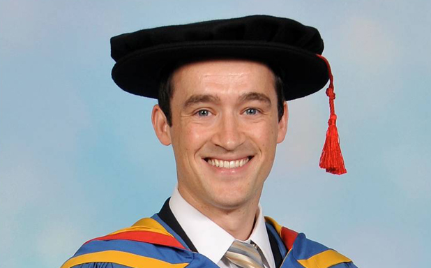image of HERG doctoral graduate James Chambers wins prestigious international award