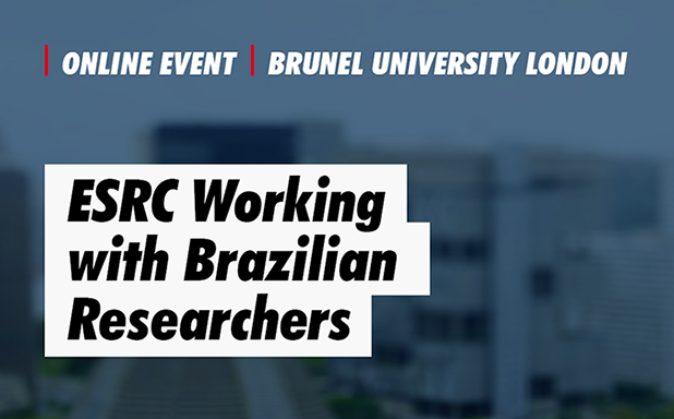 image of ESRC Working with Brazilian Researchers