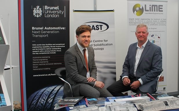 image of BCAST exhibits at Cenex-LCV2017