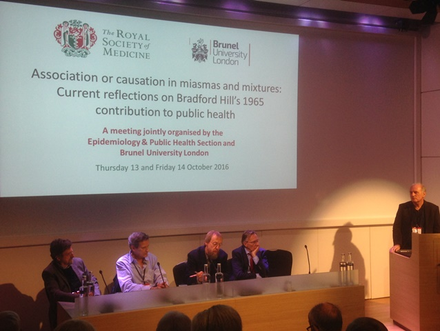 image of The Royal Society of Medicine and Brunel University London lead a high profile meeting for Public Health