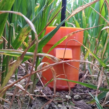 Internet of Things soil monitoring system