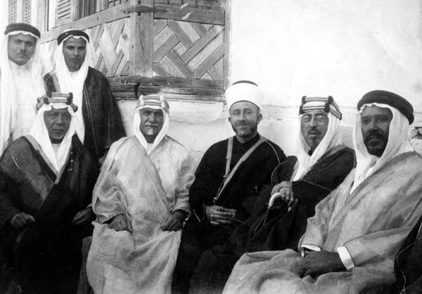 Atassi,_Husayni,_and_Arslan_in_Saudi_Arabia