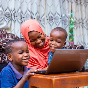 Resilient education management for online learning in Kenya