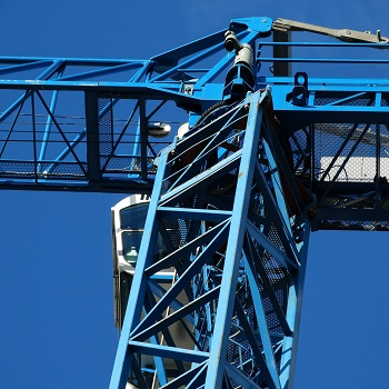 Continuous advanced structural health monitoring system for crane inspection applications