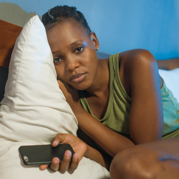 Integrated technology support system for tackling violence against women