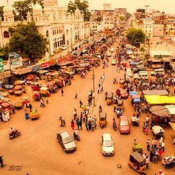Air pollution, brain health and wellbeing in India