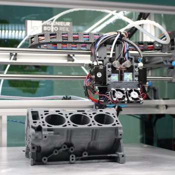 Sustainable Digital Furniture Manufacturing Using 3D Printing Robot