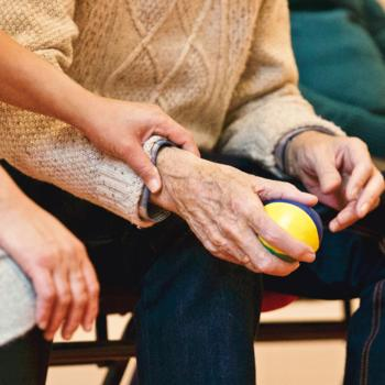 Improving health in older adults by reducing sitting time