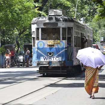 Electrification of public transport in India