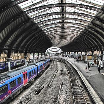 Predictive maintenance of rail infrastructure