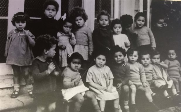 image of Britain's 'Brown Babies': mixed-race GI children and the failure of the care system, 1940s-'50s
