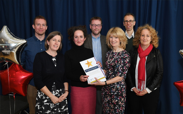 image of Starring role for Brunel Social Work academic team