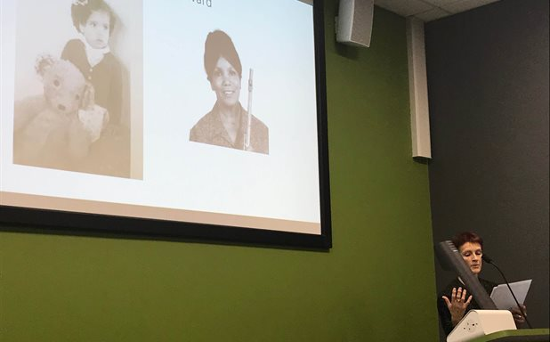 image of Britain's 'Brown Babies': Lucy Bland at Brunel