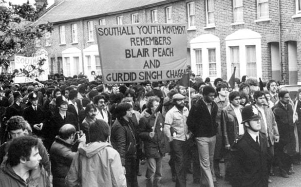 image of Southall: symbol of resistance