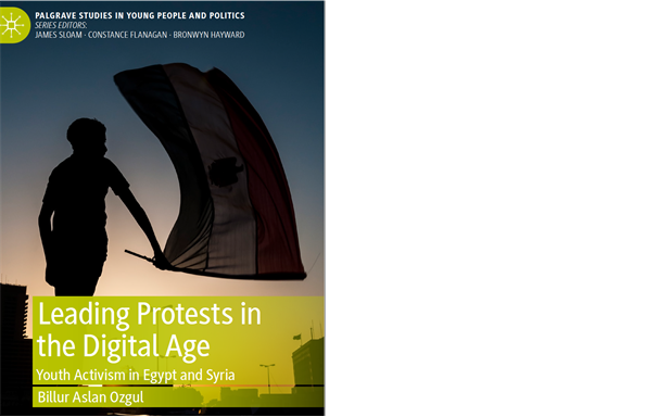 image of New book on protest organisation in the digital age published by Dr Billur Aslan Ozgul