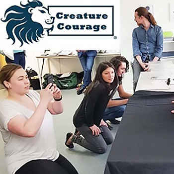 Creature Courage 'A Hero's Journey
