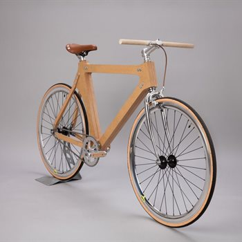 Wooden Bicycle Frame Kit