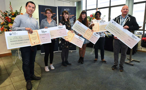 image of Research Student Poster Conference 2019 Winners